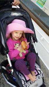 stroller cowgirl